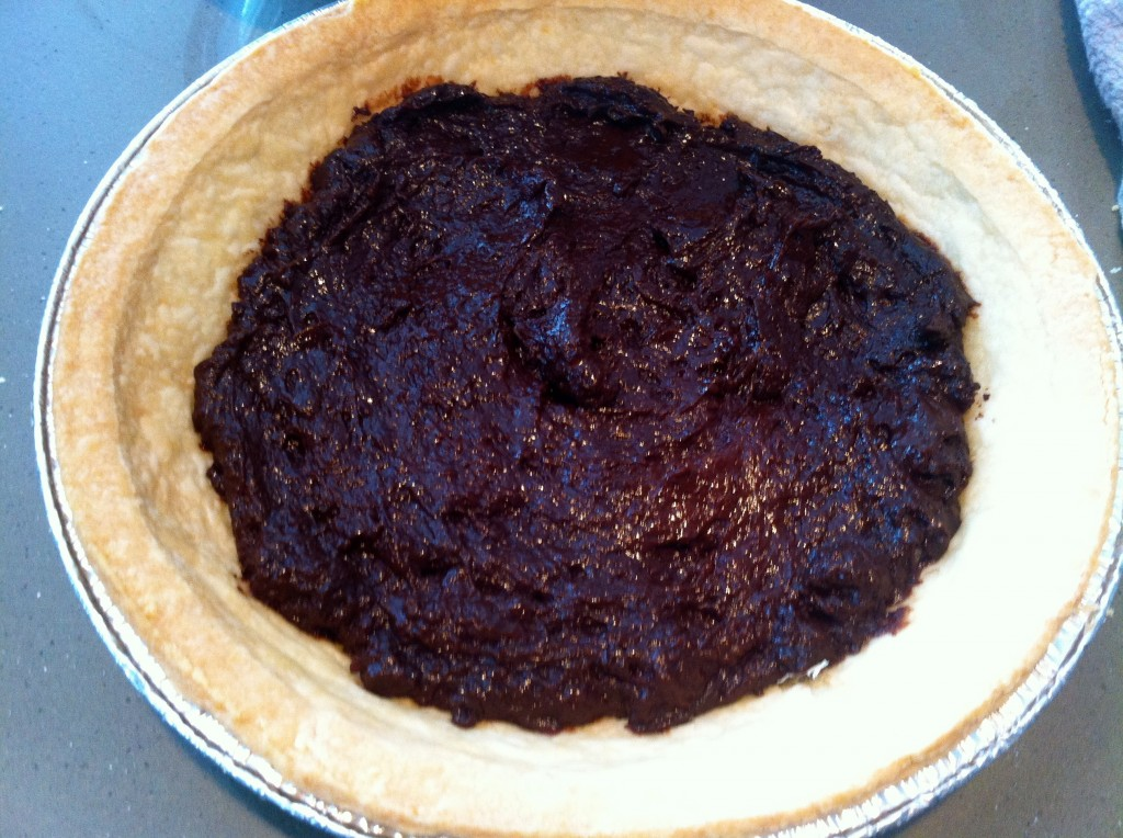 Chocolate haupia pie - Claire's Food