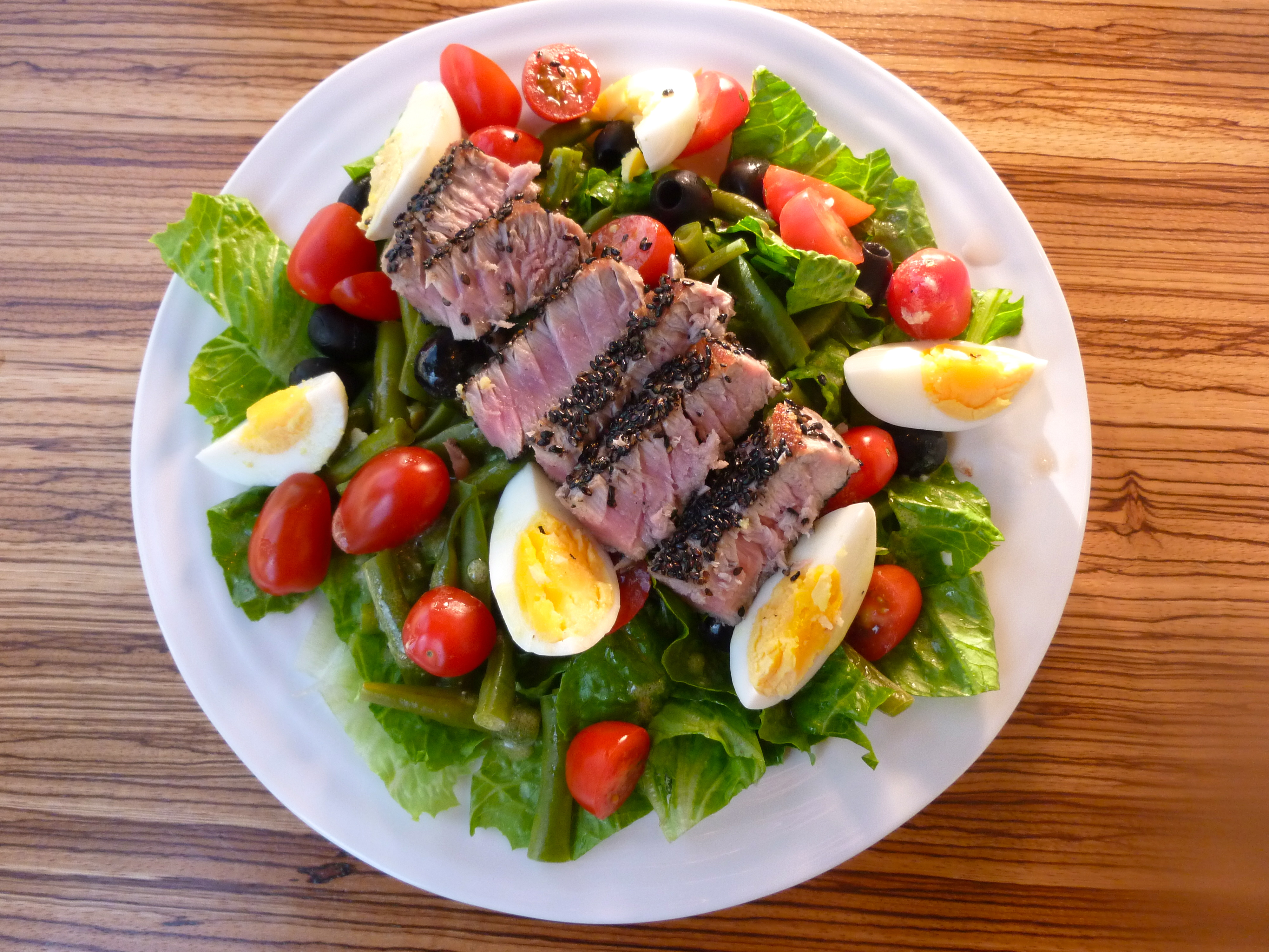recipe: tuna steak salad dressing [25]